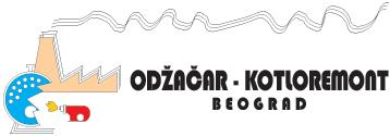 """ODŽAČAR – KOTLOREMONT"" Beograd Logo"